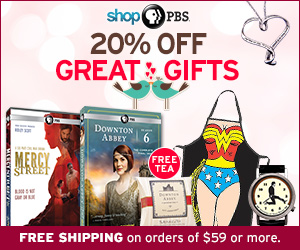20% off Great Gifts for Valentine's Day @ ShopPBS.org! Valid 2/2-2/8