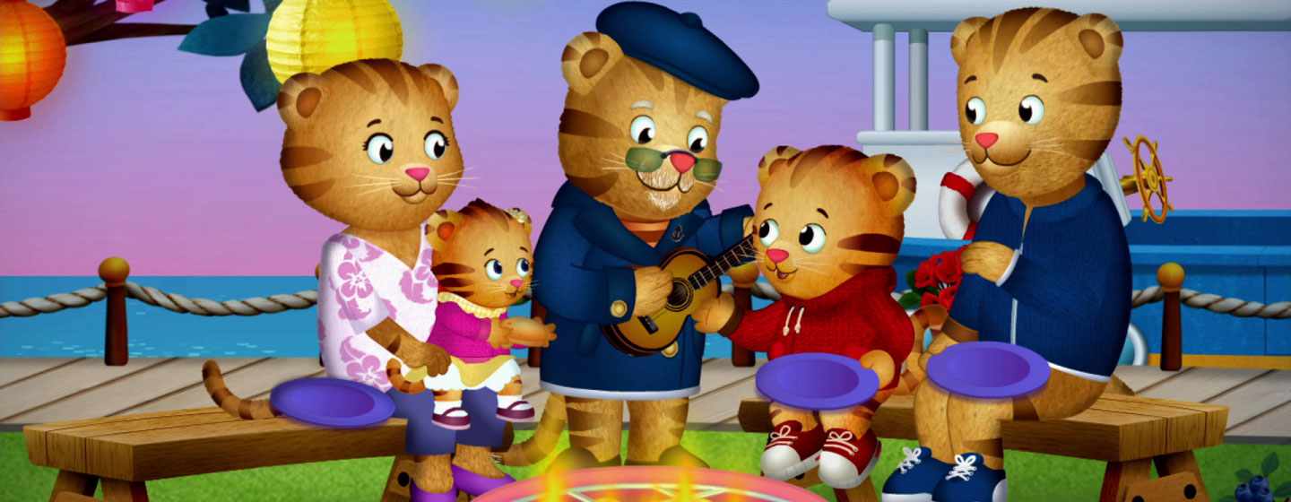 Daniel Tiger\'s Neighborhood | WMHT