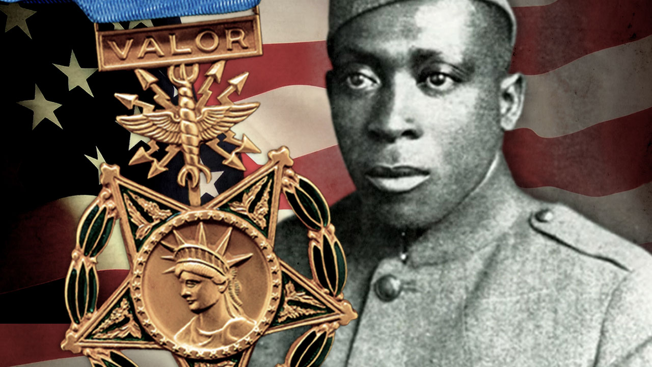 Henry Johnson: A Tale of Courage