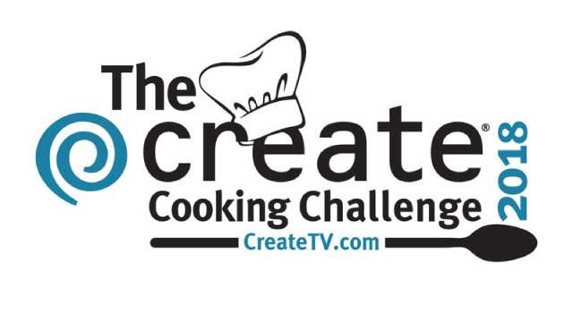 Create Cooking Challenge 2018