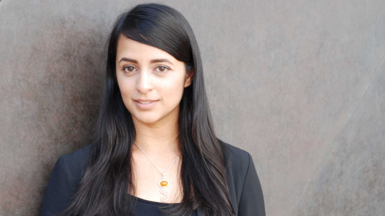 Interview with Composer Reena Esmail