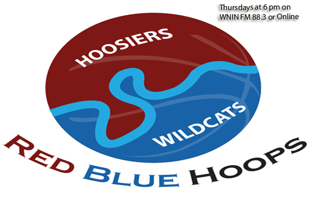 Red Blue Hoops - Hoosiers vs Wildcats