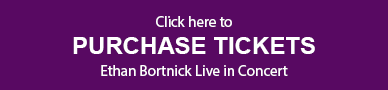 WSRE presents Ethan Bortnick Live in Concert Purchase Tickets