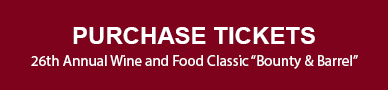 WSRE's 26th Annual Wine and Food Classic Ticket Purchase