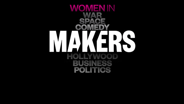 New Season -  MAKERS: premieres Tuesday, September 30 @ 9pm