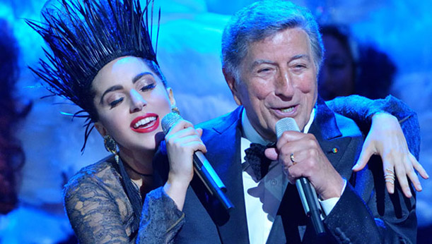 Great Performaces - Tony Bennet & Lady Gaga: Cheek to Cheek Live! Friday, October 24 @ 8pm