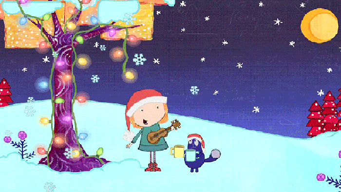 Peg + Cat - The Christmas Problem: Wednesday, December 17 @ 11am