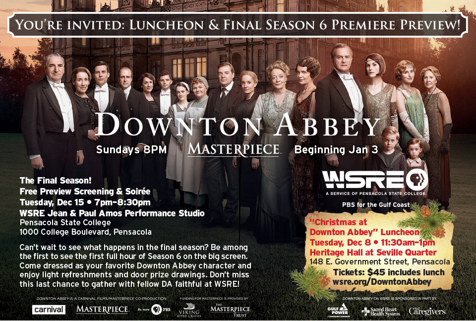 Downton Abbey Season 6 - Preview Screening