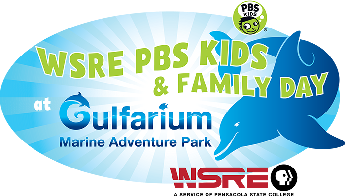 WSRE PBS FAMILY DAY at Gulfarium Marine Adventure Park
