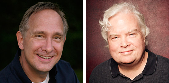 Trace Beaulieu & Frank Conniff - Public Square Speakers Series
