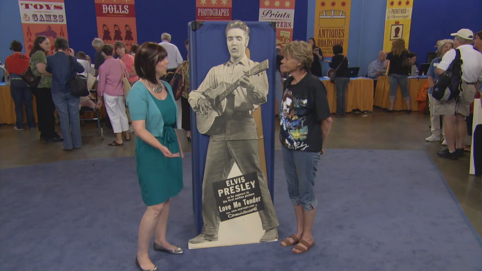 Antiques Roadshow - The Boomer Years: Monday, December 22 @ 7pm