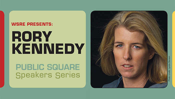 Rory Kennedy - Public Square Speakers Series