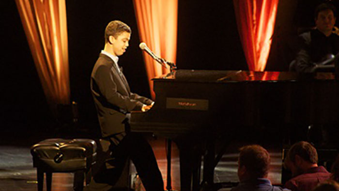 WSRE presents Ethan Bortnick Live in Concert