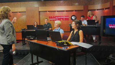 Answer Phones during Pledge Drive