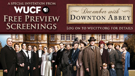 Downton Abbey Screenings!