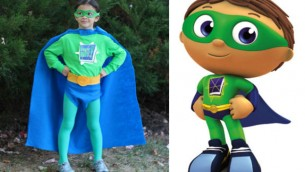Super Why Costume!