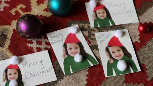 SELFie Holiday Cards