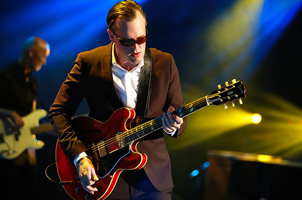 JOE BONAMASSA: Live at the Greek