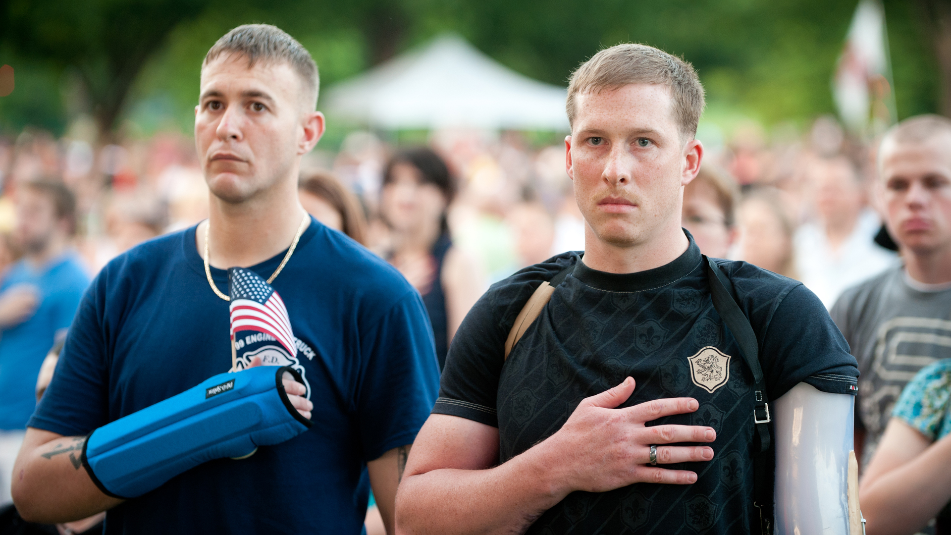Honoring Our Wounded Warriors