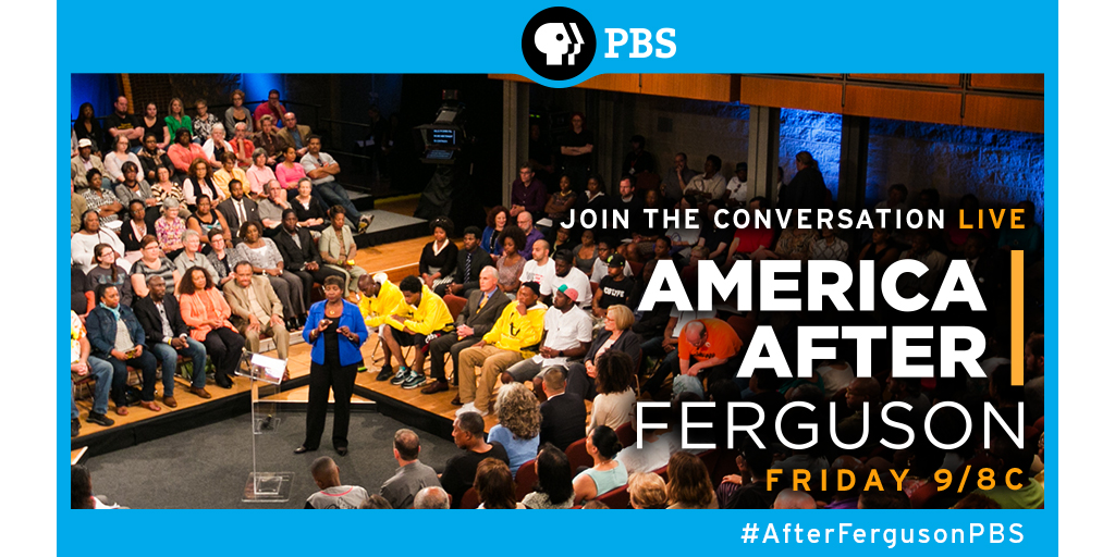 Spread the word | America After | Town Halls | PBS