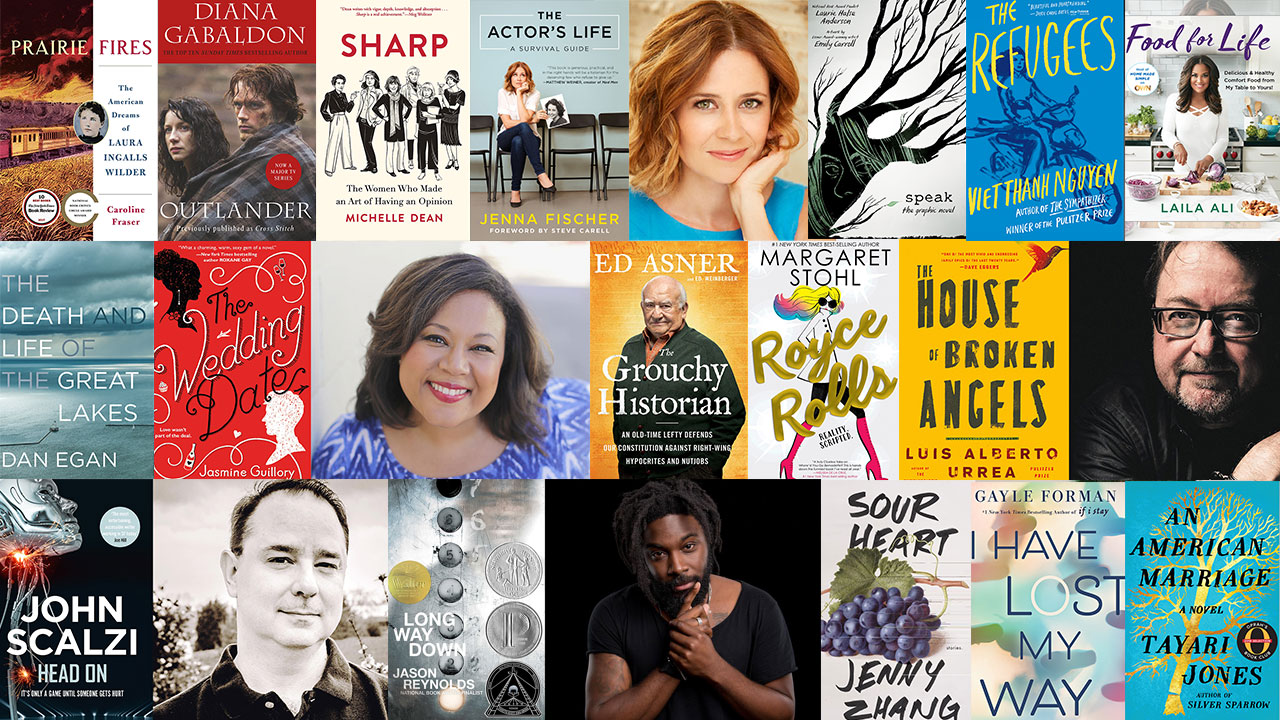 2018 L.A. Times Festival of Books Schedule