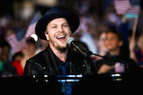 Singer/songwriter Gavin DeGraw performs at <em>A Capitol Fourth</em> concert at the U.S. Capitol, West Lawn, on July 4, 2016 in Washington, DC.