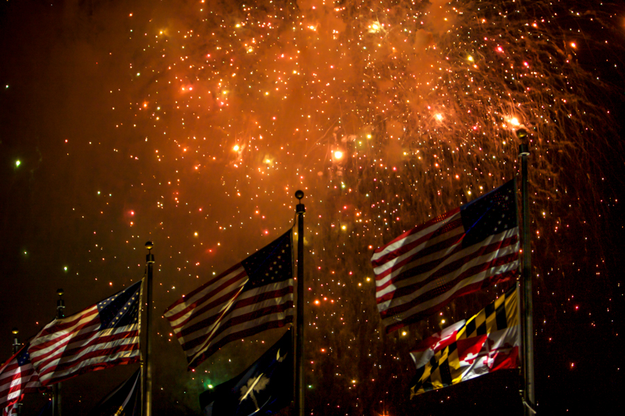 Fireworks A Capitol Fourth Pbs
