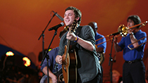"Phillip Phillips' stirring rendition of ""Home"" on the A Capitol Fourth (2012)."