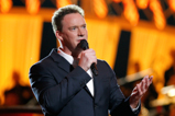 "Russell Watson honors Gold Star Children with a performance of ""You'll Be In My Heart"" during the 2015 National Memorial Day Concert."