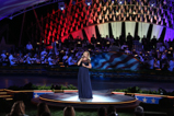"Classical crossover star Katherine Jenkins performs ""You'll Never Walk Alone"" on the 2015 National Memorial Day Concert."