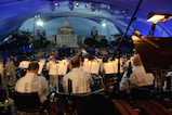 The National Symphony Orchestra performers at the 27th <em>National Memorial Day Concert</em>.