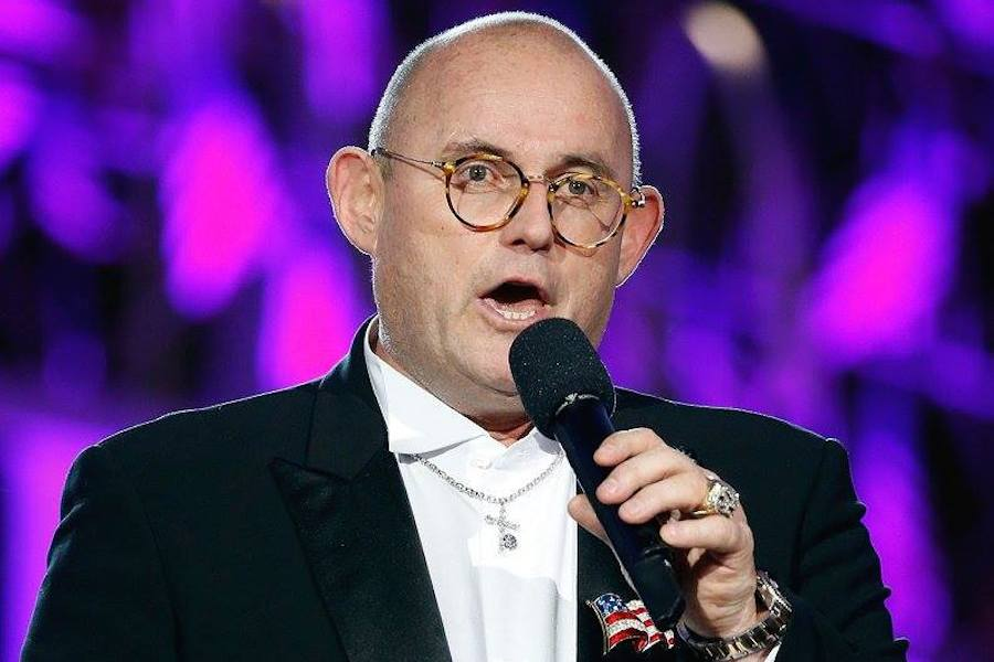 Irish Tenor Ronan Tynan performs at PBS' 2017 <em>National Memorial Day Concert</em> at U.S. Capitol, West Lawn on May 28, 2017 in Washington, DC. (Photo by Paul Morigi/Getty Images for Capital Concerts)