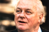Charles Durning, actor and veteran of World War II, appeared on 15 broadcasts of the <i>National Memorial Day Concert</i>.