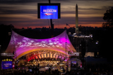 Magic hour occurs during the broadcast of the <i>National Memorial Day Concert</i>.
