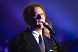 Art Garfunkel performs, <i>Bridge Over Troubled Water</i>, on the 2001 <i>National Memorial  Day Concert</i>.