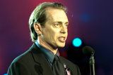 In 2002, actor and former member of the NYFD, Steve Buscemi, delivers a tribute to all who perished in the Sept. 11 attacks.