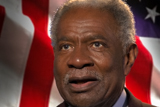 Eleven-time host, Ossie Davis, was a World War II veteran and a champion of the <i>National Memorial Day Concert</i>.