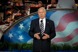 Gen. Colin Powell welcomes home the troops on the 2011 <i>National Memorial Day Concert</i>.