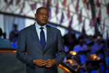 Forest Whitaker shares the story of Michael Martin, a wounded warrior suffering from TBI and PTSD during the 2011 <i>National Memorial Day Concert</i>.
