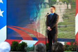 Gary Sinise honors those who served in the Korean War at the <i>National Memorial Day Concert</i>