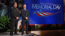 Learn about the stories featured on the 2015 National Memorial Day Concert.