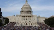 Attendees at the U.S. Capitol share the meaning behind their Memorial Day traditions.