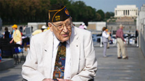 Join WWII veterans as they reflect on their service and their fallen brothers.