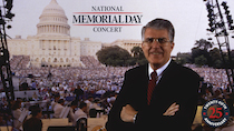 Executive Producer Jerry Colbert speaks to the purpose of the <em>National Memorial Day Concert</em>.