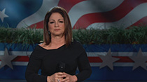 Gloria Estefan shares her personal connection to veterans.