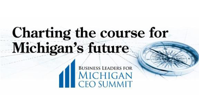 Business Leaders for Michigan 2014 C.E.O. Summit