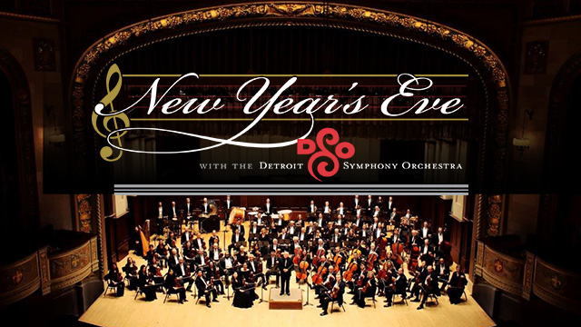 New Year's Eve with the DSO