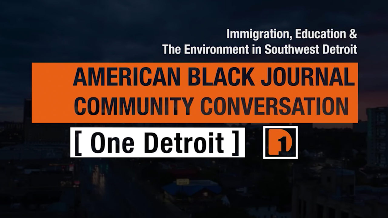 American Black Journal Community Conversation April 26