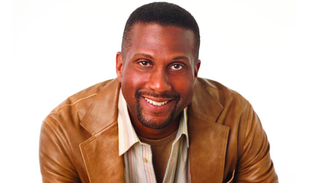 Tavis Smiley in Detroit