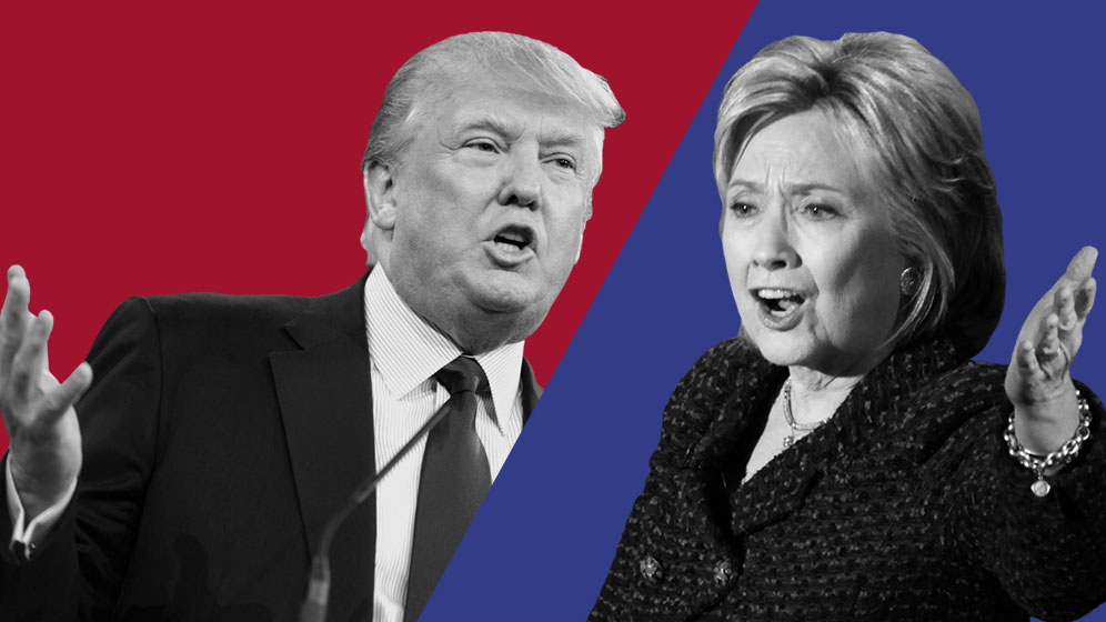 How Clinton and Trump are preparing for the first presidential debate